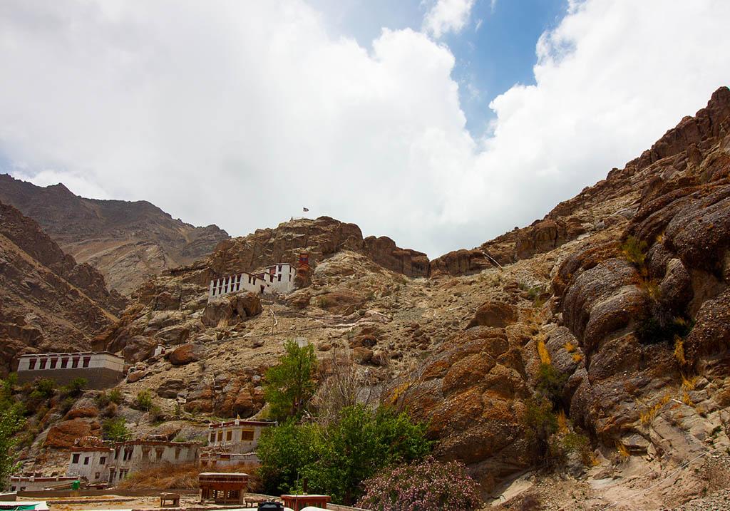 Monastery at Leh