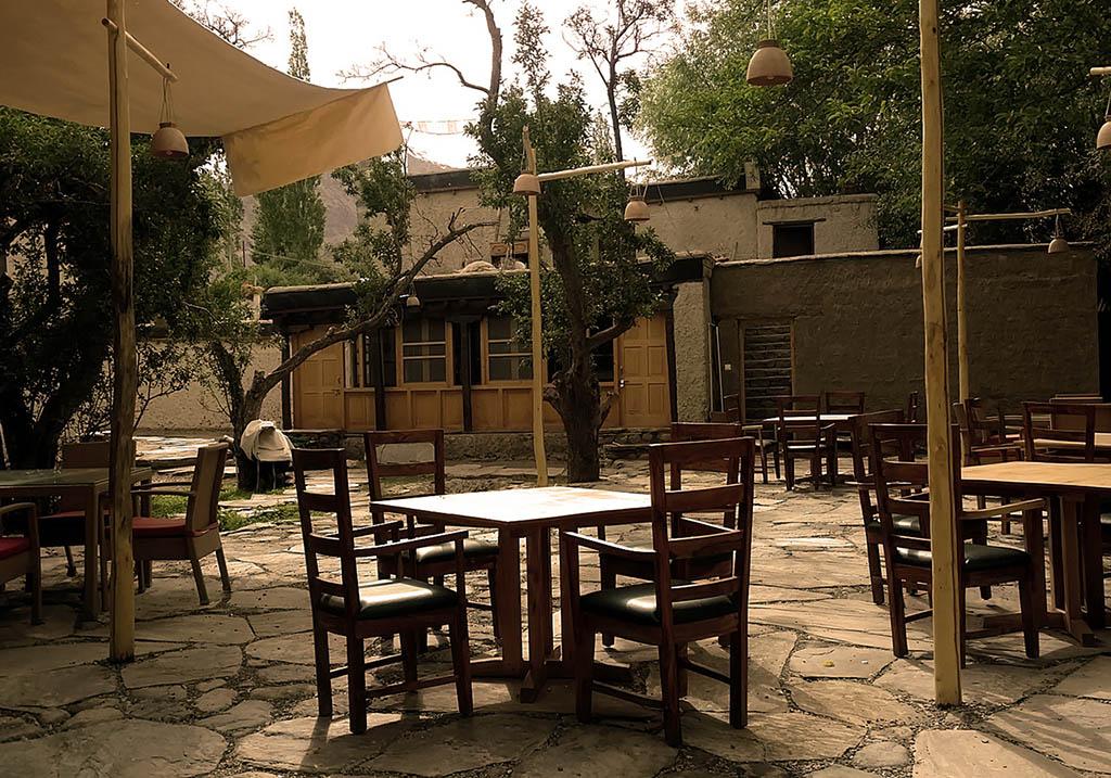 Dining Area at Syah